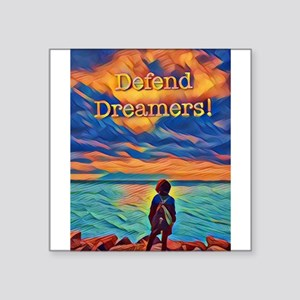 Defend Dreamers Sticker
